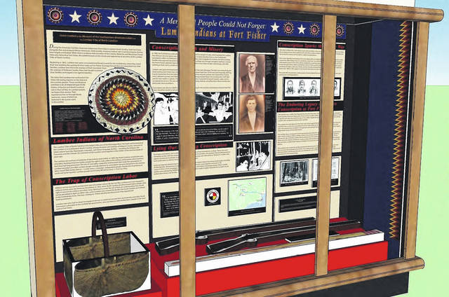 Lumbees are focus of exhibit to debut June 29 at Fort Fisher State Historic Site