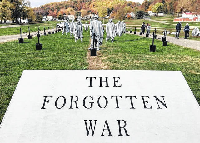 U.S. Army Airborne and Special Operations Museum to put 'The Forgotten War' on display