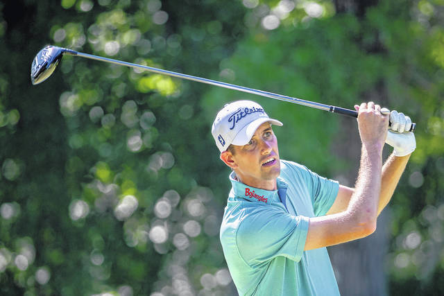 Hadley leads Johnson by 2, McGirt misses cut at Congaree