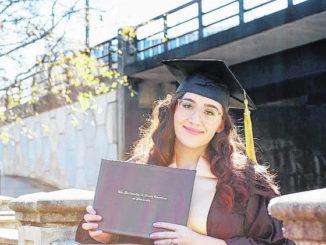 UNCP alumna Randi Dagenhart named UNC System Presidential Scholar