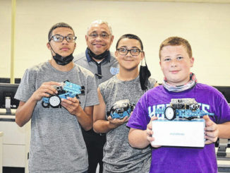 Student's explore career possibilities, science, engineering at RCC's STEM Camp