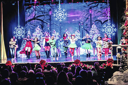 The Carolina Civic Center Historic Theater has scheduled auditions on Aug. 13-14 for roles in the youth ensemble and The Civettes for the 10 Annual Robeson County Christmas Show.                                  Courtesy photo   Carolina Civic Center