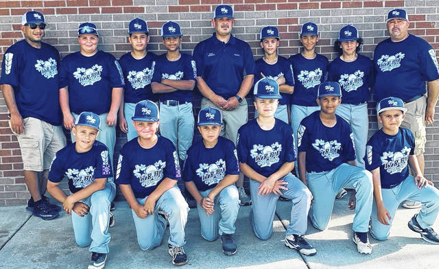 West Robeson Dixie Youth Majors team reaches World Series