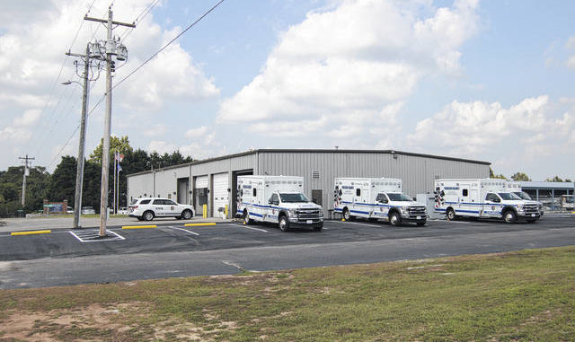 Robeson County Emergency Medical Services has launched an investigation into a Monday situation in which an ambulance did not travel down a county road because of fear of damaging the ambulance.                                  Jessica Horne | The Robesonian