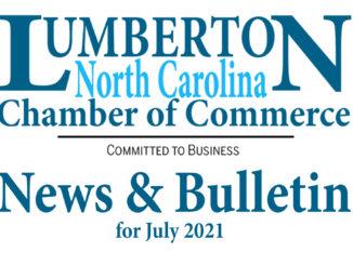 Lumberton Chamber of Commerce News & Bulletin July 2021