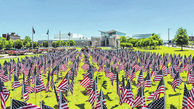 Field of Honors comes to U.S. Army Airborne & Special Operations Museum on Saturday