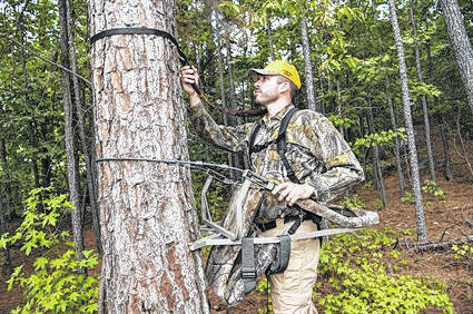 State Wildlife Resources Commission urges hunters to practice tree stand safety