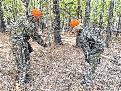NCWRC designates Sept. 5 Youth Deer Hunting Day