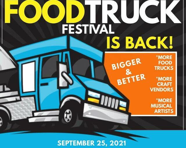 Food Truck Festival returns Sept. 25, this time at Biggs Park Mall in Lumberton