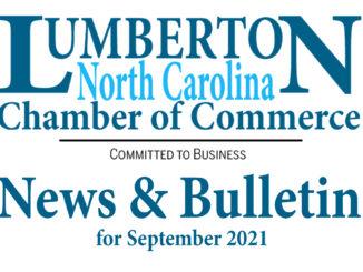 Lumberton Chamber of Commerce Newsletter, September 2021