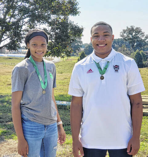 Siblings win first place in 4-H grilling contest