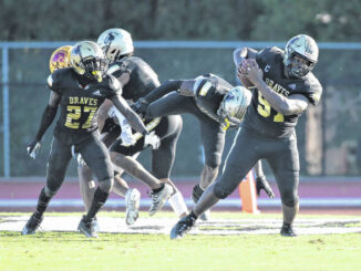 Big plays on defense lead UNCP past Charleston