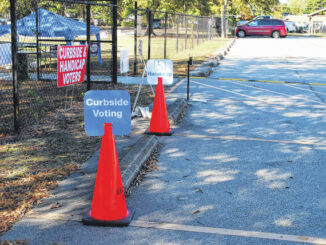 Robeson County voters have 4 days left to cast ballots during one-stop early voting period